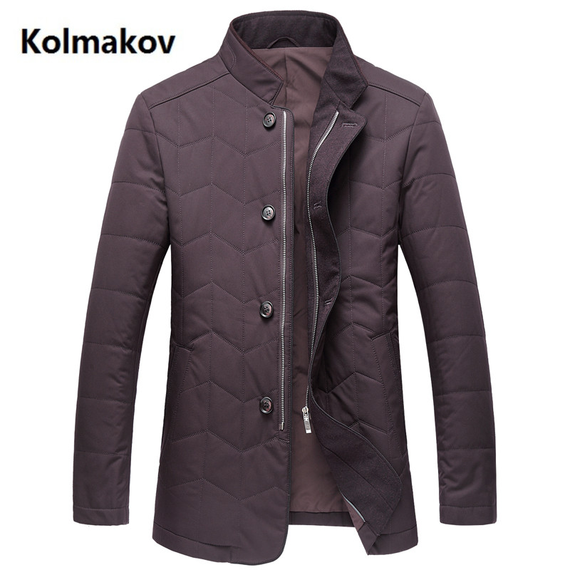 2018 New style high quality Men's   Down     Coat   Fashion Winter   Down   Jacket casual Parka Thicken 90% white duck   down   jakcets men