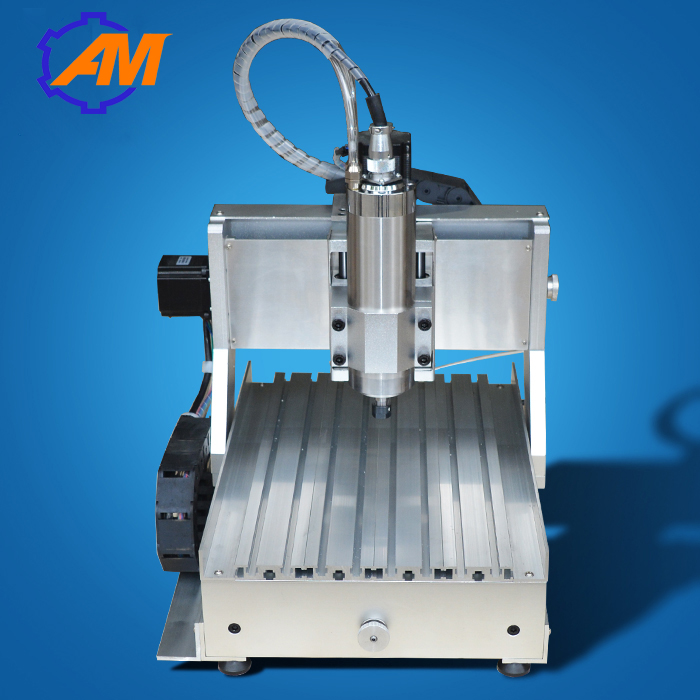Mini darbastalio cnc maršrutizatorius 3020 aliuminio mini cnc - Medienos apdirbimo įranga - Nuotrauka 2