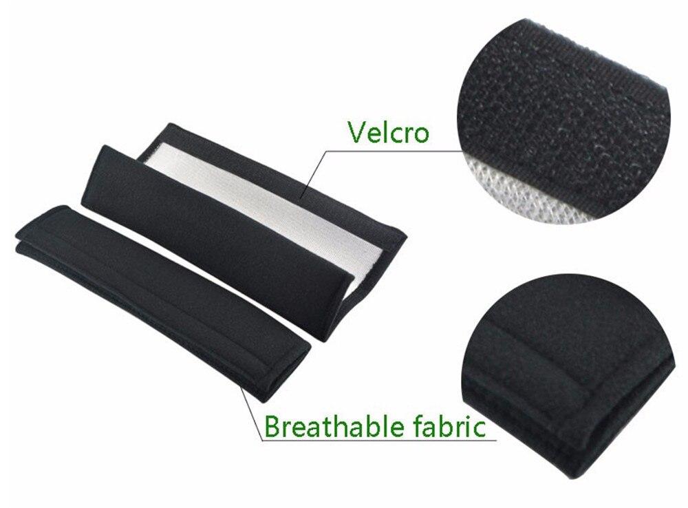2PCs/Set Alfa Romeo Car Seat Belt Shoulder Strap Covers Universal Car Seat Belt Shoulder Pads Strap Harness Covers Cushions