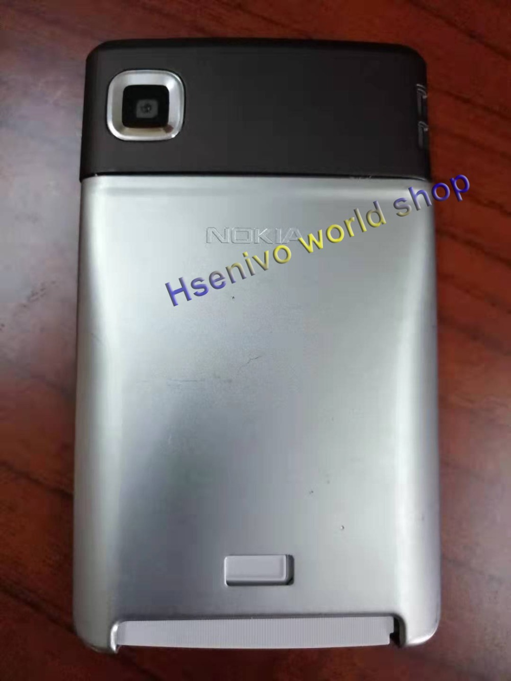 E61i Original débloqué Nokia E61 E61i GSM 3G WIFI Bluetooth téléphone Mobile Symbian OS 9.1 avec multi langue livraison gratuite - 3