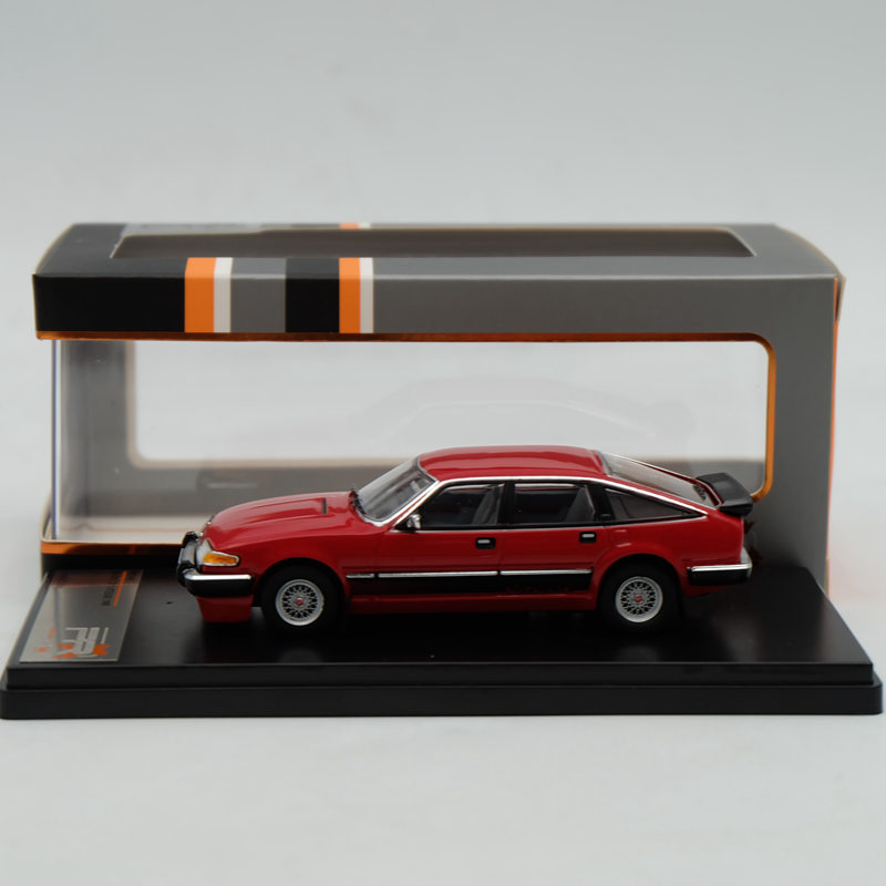 Premium X 1:43 Rover SD 1 Vitesse 1980 Red PRD085 Limited Edition Collection Resin Car Toys Models ixo premium x 1 43 stutz blackhawk coupe 1971 red prd002 limited edition collection resin auto models
