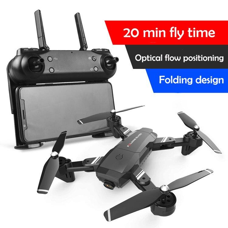 S6 Mini Drones avec caméra 4 k HD Rc quadrirotor Micro télécommande hélicoptère Fpv suivez-moi jouets pour enfants cadeau de noël - 2