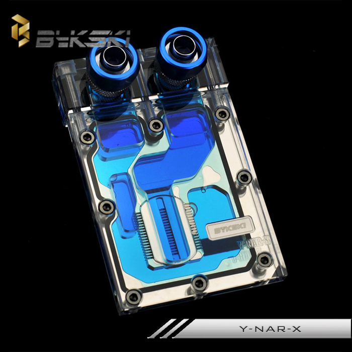 Bykski Half Cover VGA Water Cooling Block for Dimension ...