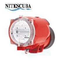 Nitescoba mergulho lanterna inon s2000 strobe para rx100 tg5 tg4 câmera à prova dwaterproof água habitação subaquática fotografia acessórios