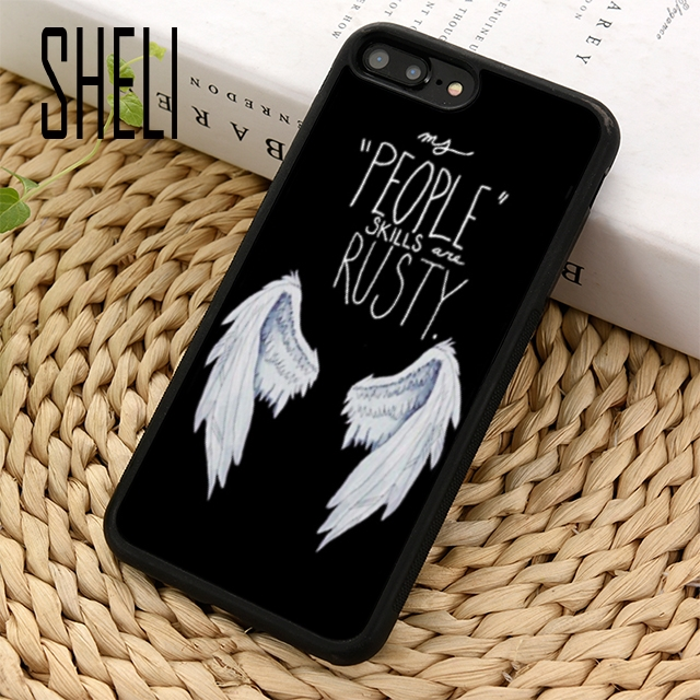 san francisco 05015 320d4 Buy castiel iphone case and get free shipping on AliExpress.com