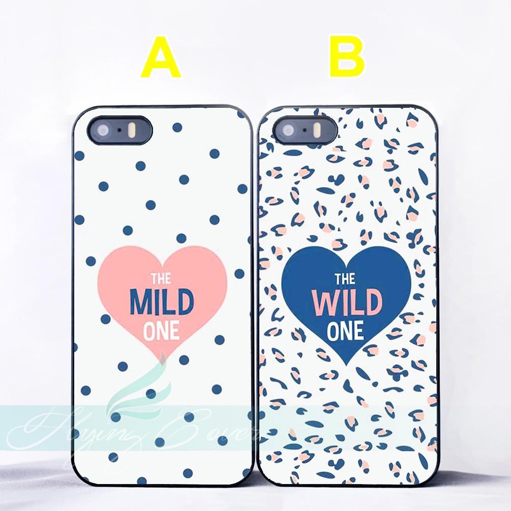 Das milde wilde beste freund bff paar case für iphone 7 6...
