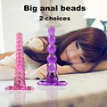 Hot Silicone big anal beads Butt  Plugs Gay Sex toys prostate massager erotic toys large anal Plugs for women and man HT025