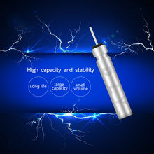 DONQL 10Pcs/lot Electronic Fishing Float Battery CR425 Lithium Pin Cells Night LED Fishing Float Fishing Tackle Tool Accessories