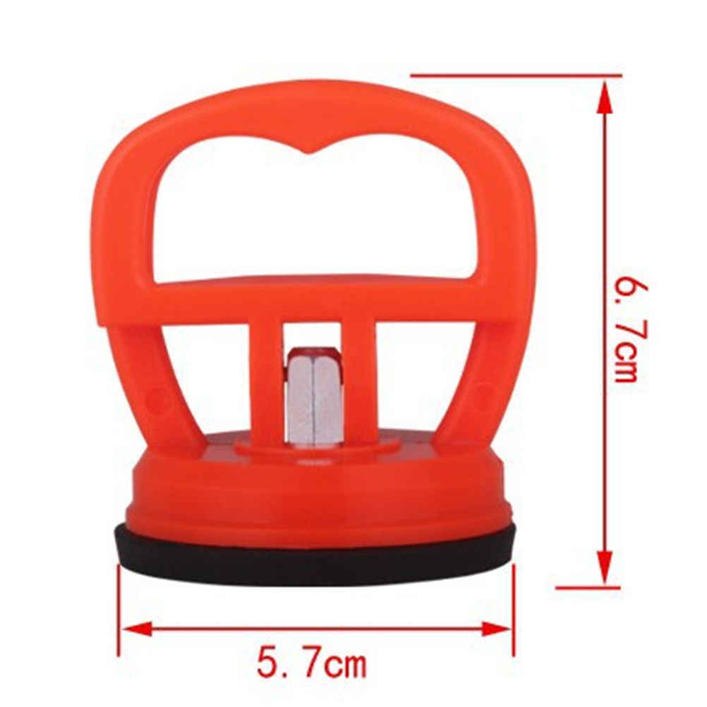 1 個高品質家リムーバーキャリーツールガラスリフター凹み吸引カップパッドボディワークパネルママアシスタント
