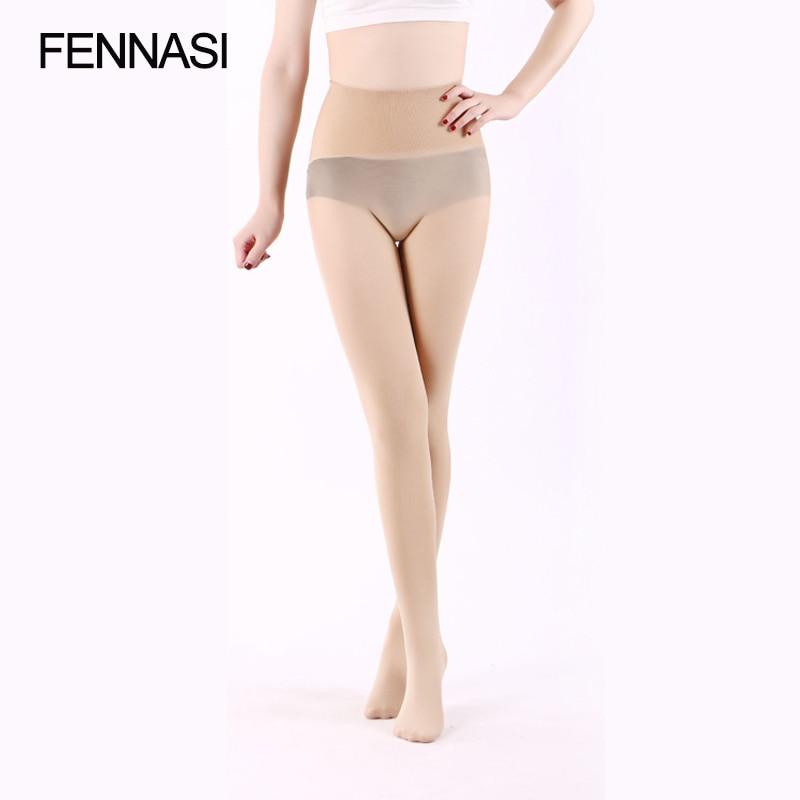 cd7925faf Comprar FENNASI Mulheres Sexy do Inverno Aquecedores Collants Perna  Engrossar Meia calça Fina Meia calça Transparente Meias De Compressão do  Sexo Feminino ...