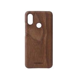 Showkoo Деревянный чехол оригинальный для Xiaomi Mi 8 деревянная крышка с тонким волоконным противоударным тонким чехлом для Xiaomi Mi 8 деревянная
