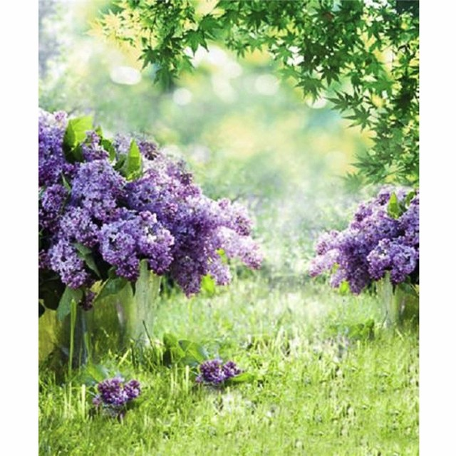 Outdoor Flowers For Sale Part - 24: 3x5ft Vinyl Photography Background Spring Outdoor Flowers Photographic  Backdrops For Studio Photo Props Cloth 1*