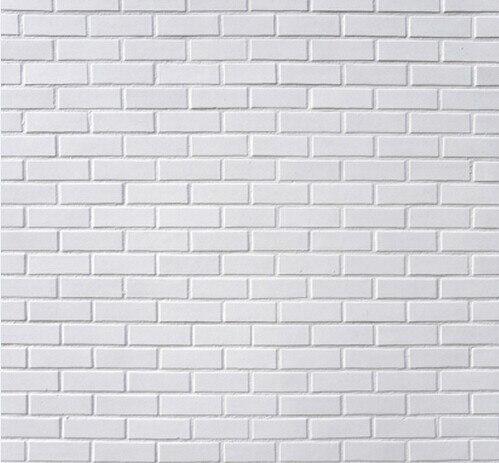 150x150cm white brick wallpaper photography backdrops vinyl print backgrounds for newborn wedding photo studio portrait S-1112a