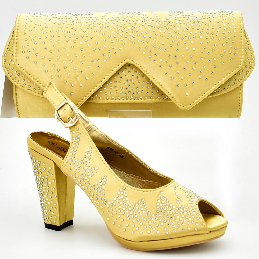 2018 Italian Fashion style Women Shoes and Bag To Match for Party High quality Shoes and Bag To Match 2018 Italian Fashion style Women Shoes and Bag To Match for Party High quality Shoes and Bag To Match