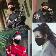 GLORSUN, 1 шт., унисекс, мультяшная маска для лица, с рисунком зубов, антибактериальная, пылевая, теплая маска для рта, высокое качество, антибактериальная, вирусная, пыльца