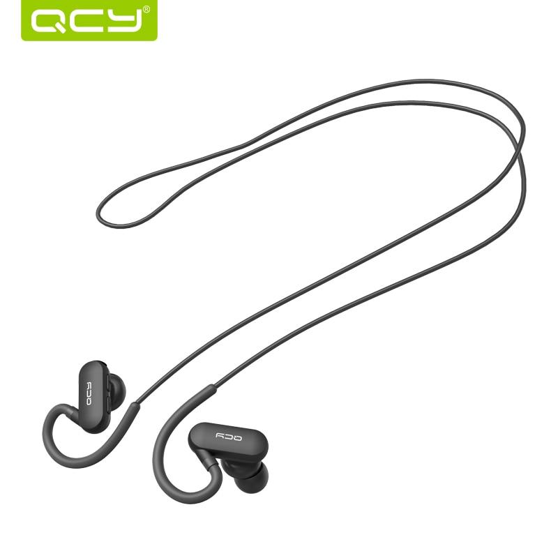 QCY QY31 Bluetooth Earphones IPX4 Sweatproof Earphone Ear Hook Wireless Sports Earbuds with MIC 4