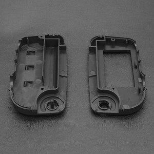 Image 3 - Neue Version A93 Abdeckung Fall Keychain mit Schlüssel Klinge mit Glas für Starline A93 LCD Zwei Weg Fernbedienung Schutzhülle shell