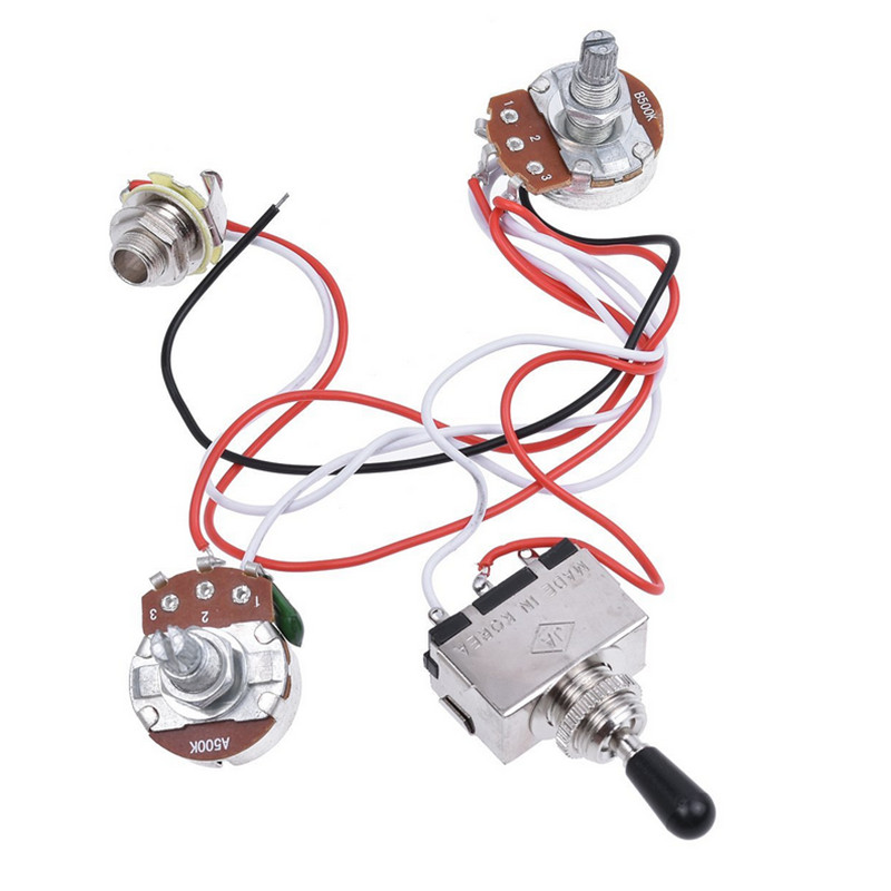 Buy Electric Guitar 3way Switch And Get Free Shipping On - Automotive 3 Way Switch Wiring