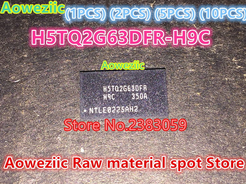 Aoweziic (1 PZ) (2 PZ) (5 PZ) (10 PZ) 100% Nuovo originale H5TQ2G63DFR-H9C BGA chip di Memoria H5TQ2G63DFR H9C