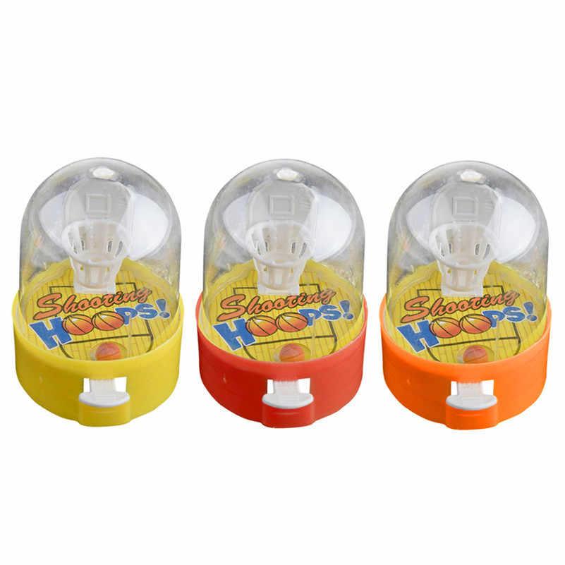 1 PC Cool Speelgoed Developmental Basketbal Machine Anti-stress Speler Handheld Game boy Girl Kinderen Speelgoed Gift-25
