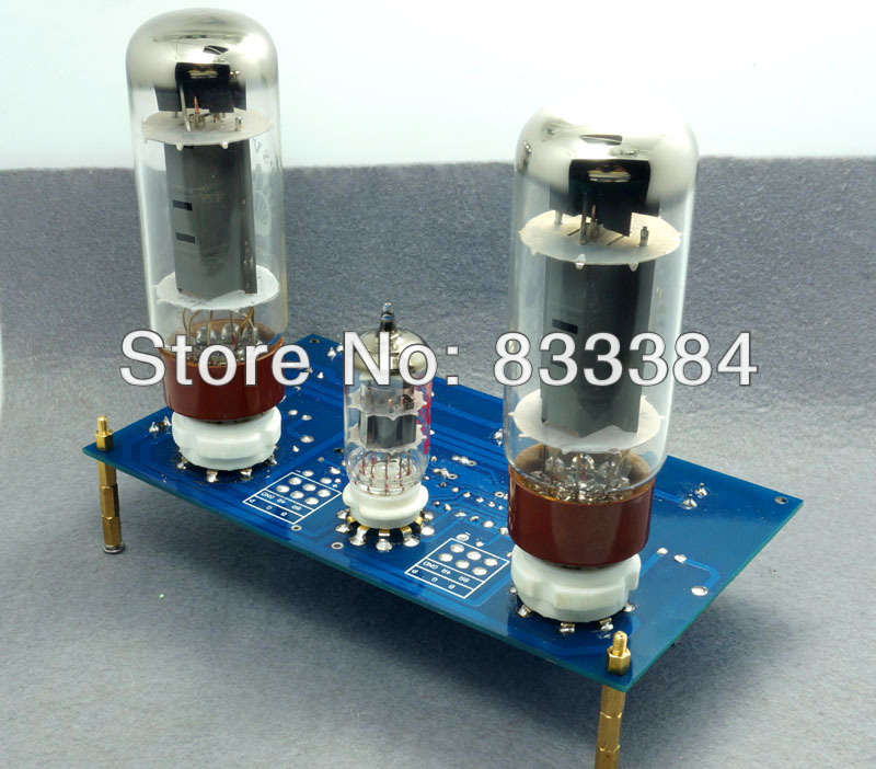 Recommend 10W+10W EL34+ECC83 single-ended Class A Stereo amplifier DIY kit safe no spark dc 12v permanent magnet brushless direct motor positive reversal 10w 4000rpm speed regulating motors