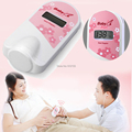 5units LCD Screen Fetal Doppler Fetal Heart Monitor Earphone + Video cable BabyFun Free P&P!!