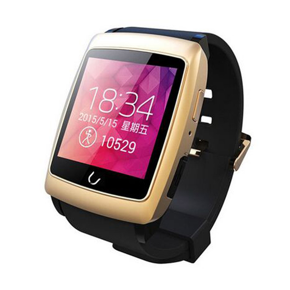Uwatch Bluetooth Smart Watch Wristwatch With GPS Pedometer Smartwatch Wearable Devices for Android Phone Relojes inteligentes bluetooth smart watch wearable devices heart rate monitor watch smartwatch for iphone android smartphone relojes inteligentes