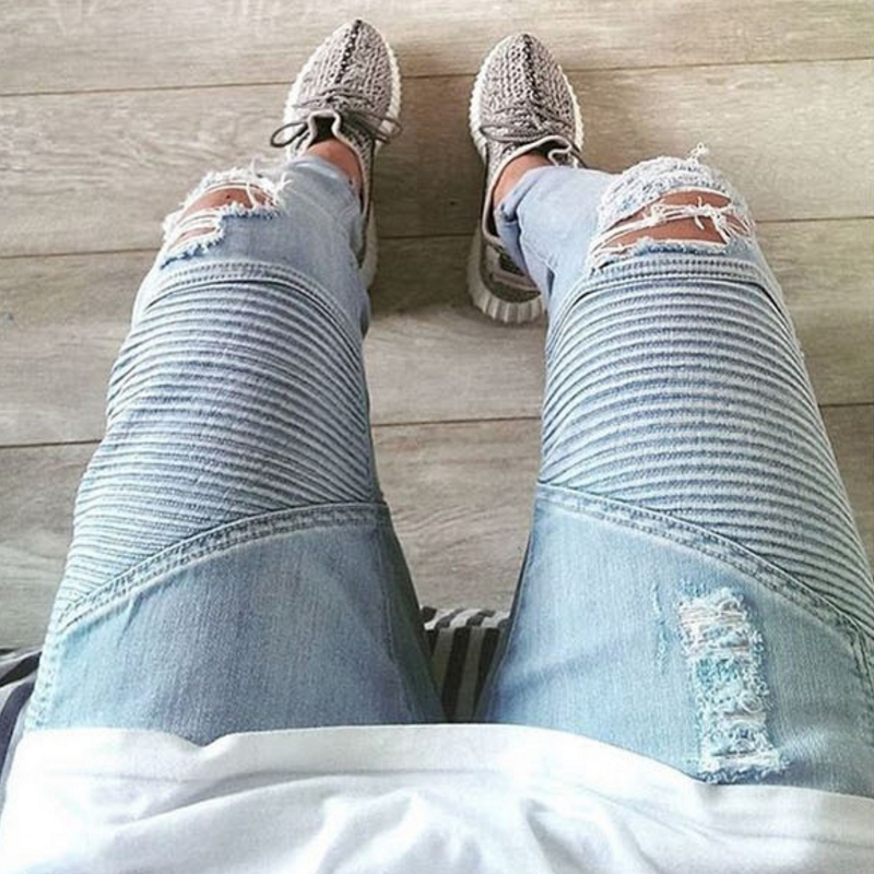 ФОТО justin bieber skinny jeans men pants High quality product Slim mens jeans brand men purpose tour jeans Free Shipping biker jeans