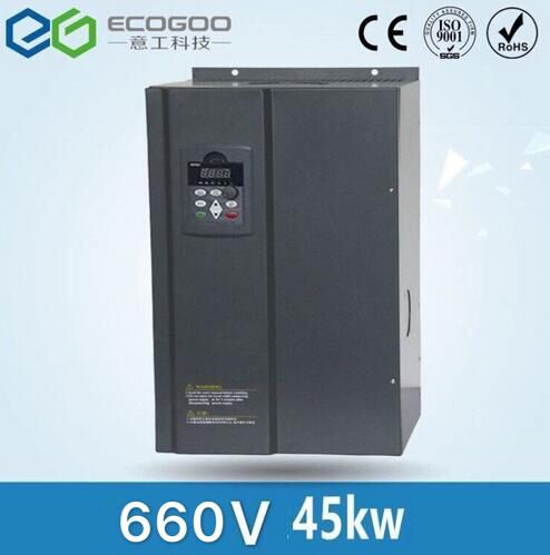 все цены на 3 phase 660V 45KW Frequency inverter/frequency converter/ac drive/AC motor drive онлайн
