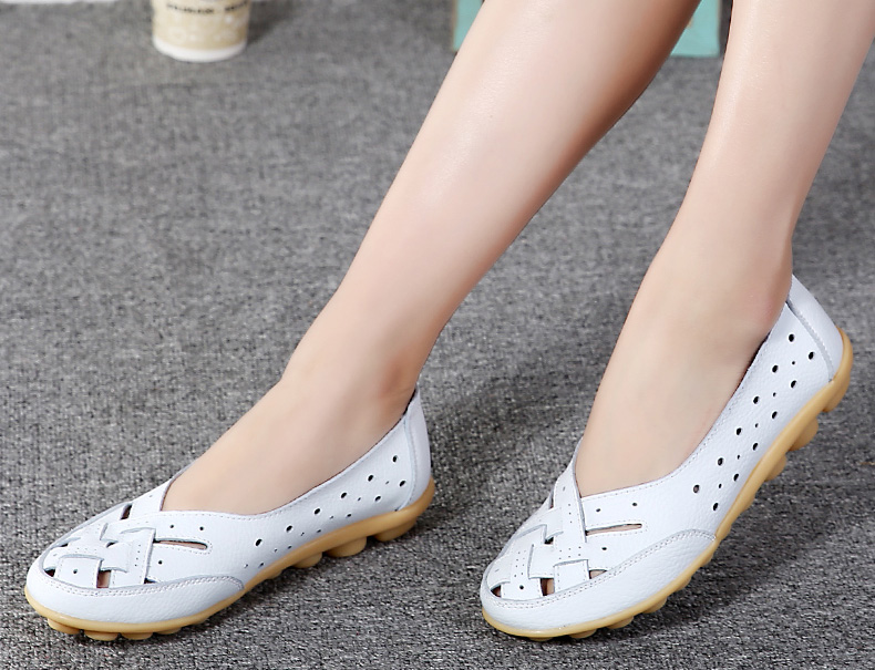 AH1165 (7) Women's Loafers Shoes