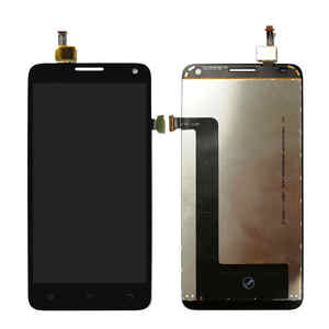 """Image 3 - 5.0"""" New LCD For Lenovo S580 S 580 LCD Display Screen Touch Sensor Digitizer Assembly Replacement For Lenovo S580 Full Display"""