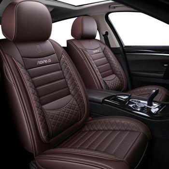 Car Believe car seat cover For mazda 3 bk bl 2010 cx 7 cx-5 2013 6 2014 323 familia cx9 accessories seat covers for cars