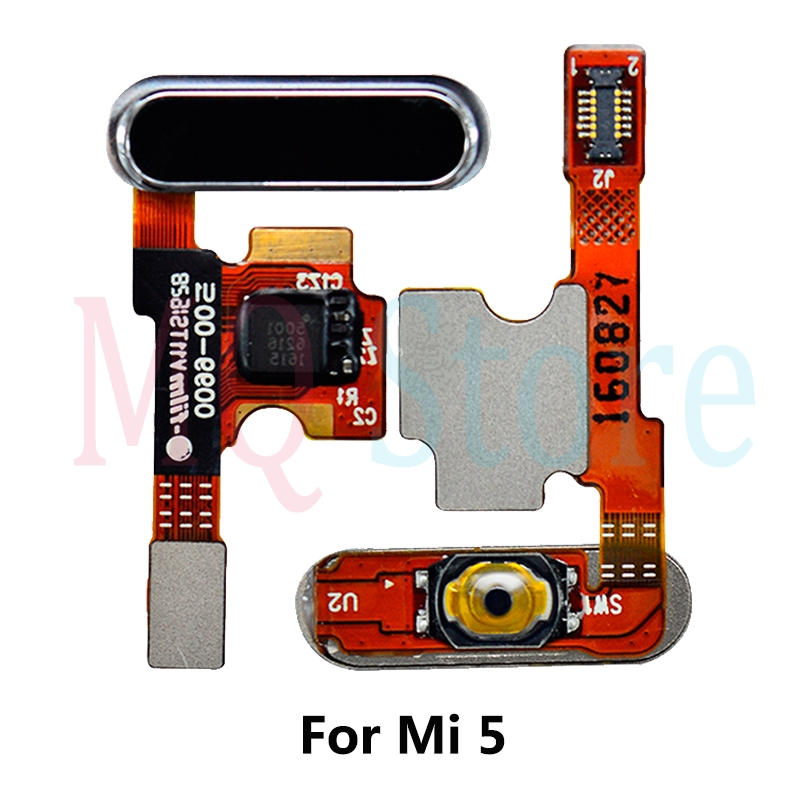 For Xiaomi Mi 5 5S Plus 6 High Quality Home Button
