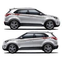 World Datong car styling sport car sticker For Hyundai IX25 Creta Mark Levinson Both side body sport decals auto stickers