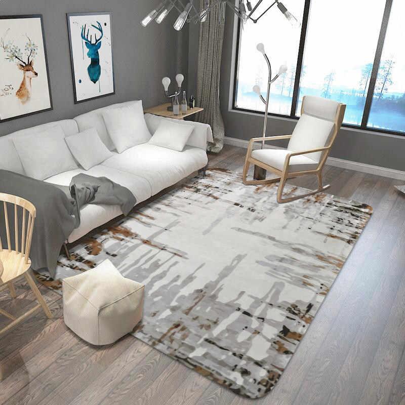 Detail Feedback Questions about Europe Texture Carpet Soft Velvet ...