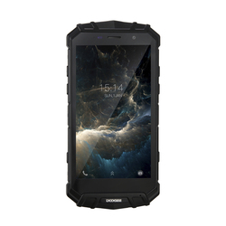DOOGEE S60 Octa Core 6GB+64GB IP68 21.0MP Camera NFC Wireless Charge 5580mAh 12V 2A Quick Charge 5.2'' FHD Helio P25 Smartphone
