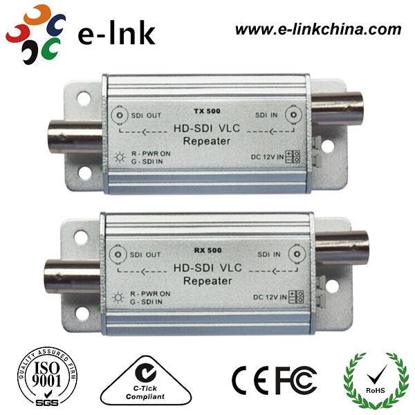 HD-SDI Signal Amplifier SDI Repeater Up To 500m