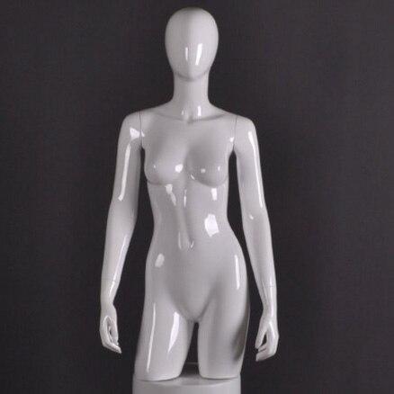 Высокое качество Женские верх Средства ухода за кожей модель половина Средства ухода за кожей манекен для Дисплей