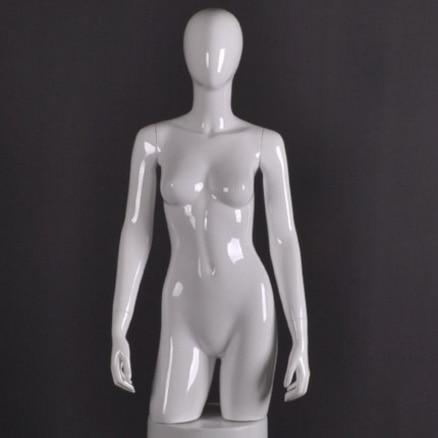 High Quality Female Upper Body Model Half Body Mannequin For Display mannequin