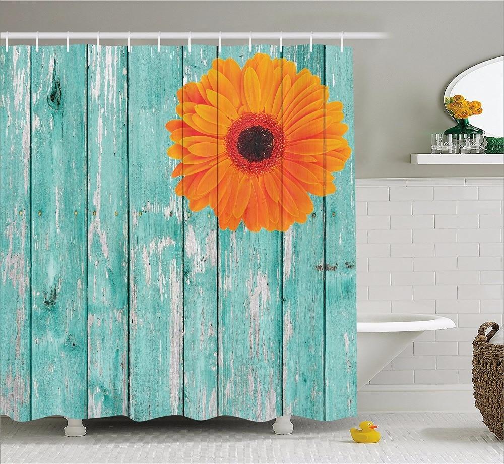 Popular Orange Shower Curtain Buy Cheap Orange Shower Curtain lots