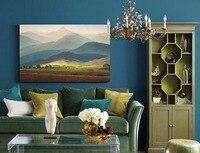 Świat słynna art David Friedrich Riesengebirge Płótnie malarstwo obraz olejny Home decor zdjęcia Ścienny do salonu Unframed