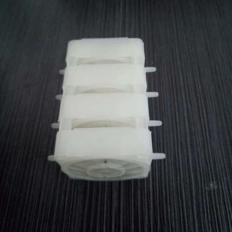 4Pcs One Way Valve Ink Damper for Canon/HP/Epson/Brother Printers Ink Damper CISS One Way Valve