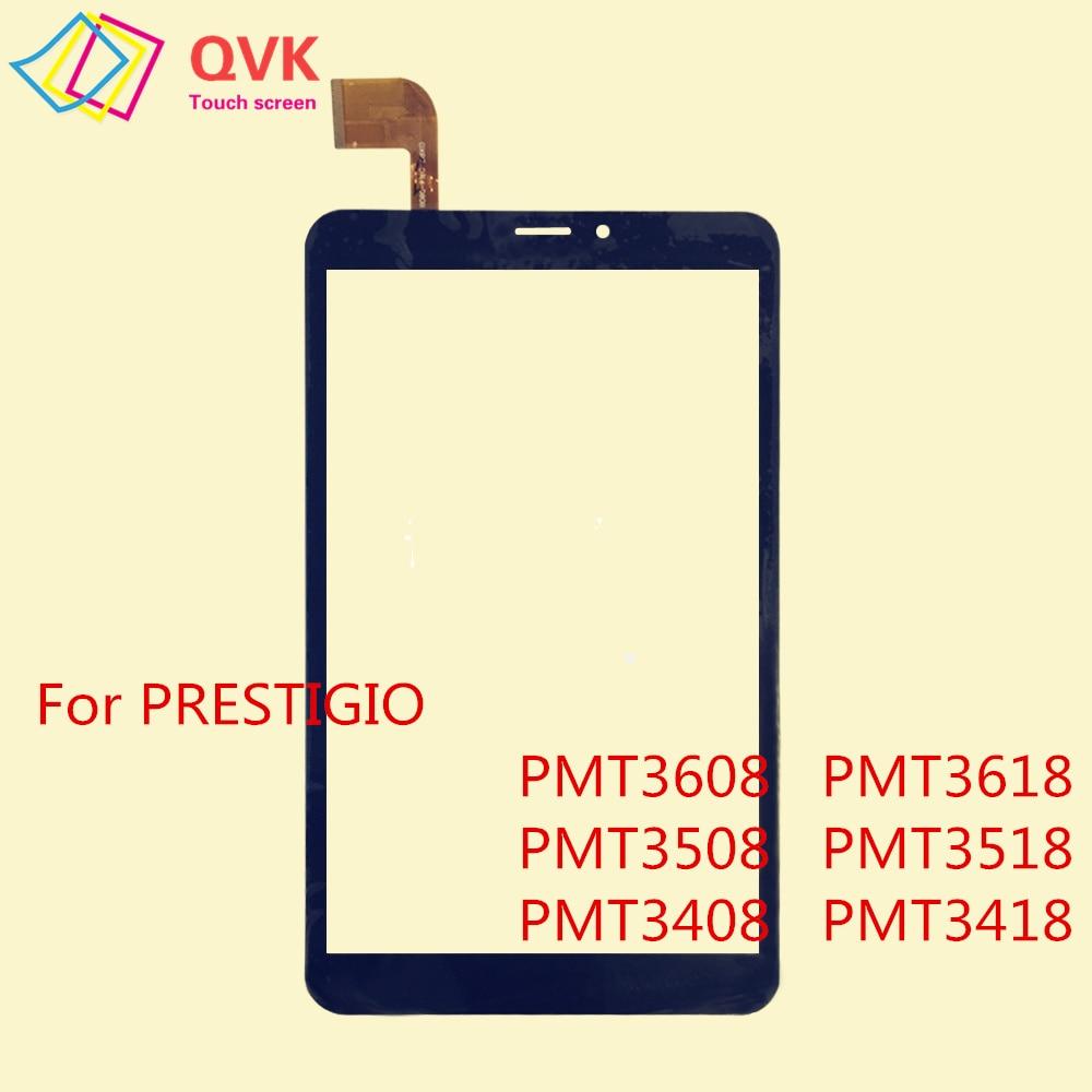 8 Inch For PRESTIGIO MULTIPAD WIZE MUZE 3718 3418 3518 3618 3508 3408 3608 3108 3208 3308 3G 4G Touch Screen  PMT3208 PMT3308