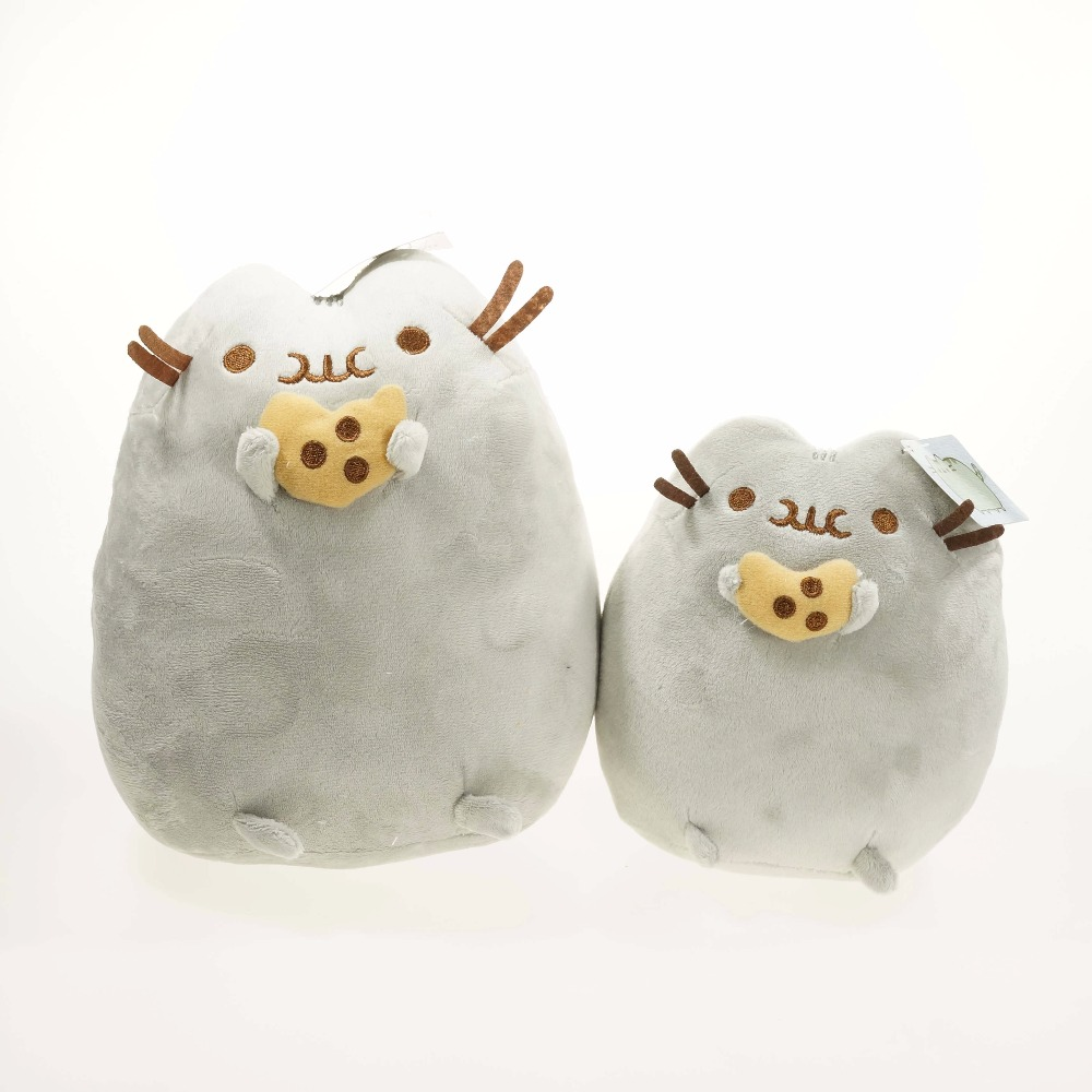 Image 5 - Kawaii Brinquedos Cat Sushi Angel Cookie Potato chips Doughnut Stuffed & Plush Animals Cute Pussy Christmas Gift Toys for Girls-in Stuffed & Plush Animals from Toys & Hobbies