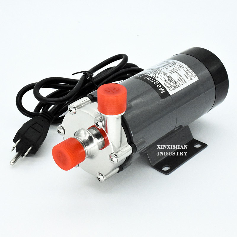 Details about Food Grade Brewing Brewery Homebrew Pump 110V Magnetic Drive  Water Pump 15R Home