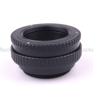 Image 3 - Pixco M39 Lens to M42 Camera Adjustable Focusing Helicoid Ring Adapter 17 31mm Macro Extension Tube M39 M42 17mm 31mm