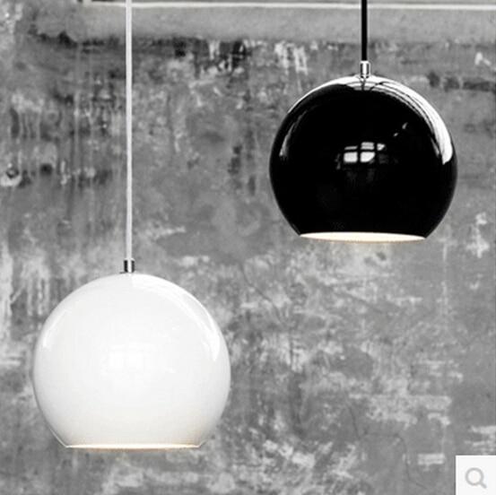 կախազարդ լամպեր ժամանակակից - Ներքին լուսավորություն - Լուսանկար 1