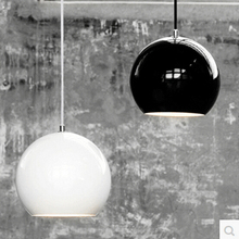 pendant lamps modern minimalist design lamp pendant lighting Semicircular droplight Aluminum for dining room Restaurant