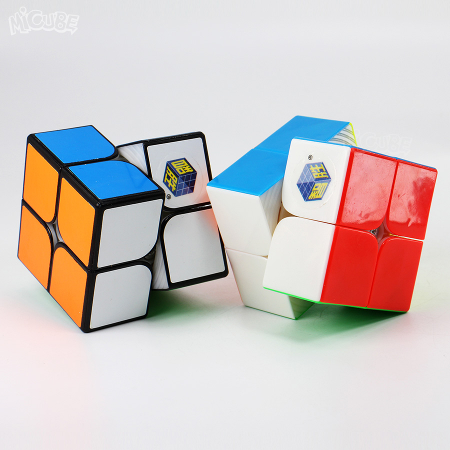 Yuxin Zhisheng Little Magic 2x2x2 Magic Cubes Speed Cubo Magico 2x2 Neo Cube 2*2 Educational Toys For Children Anti-stress