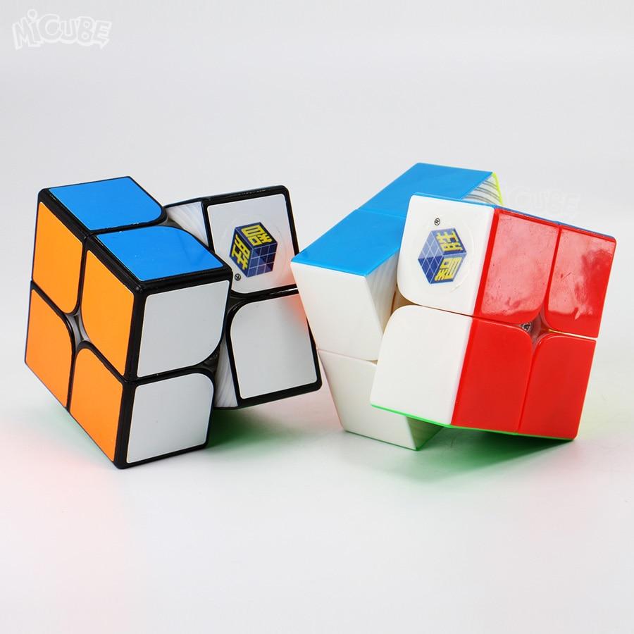 Yuxin Zhisheng Little Magic 2x2x2 Magic Cubes Speed Cubo Magico 2x2 Neo Cube 2*2 Educational Toys For Children Anti-stress